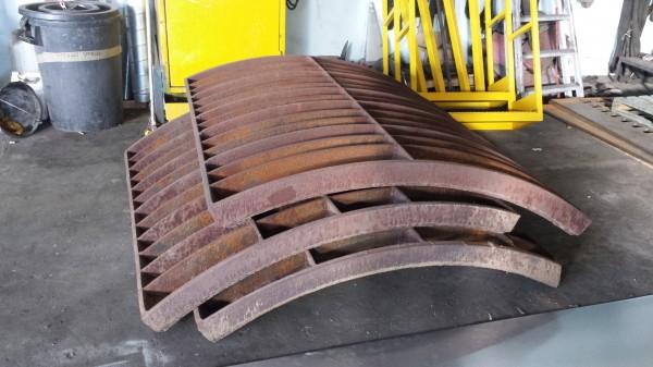 Griglie per macinazione alluminio | Dettaglio 1