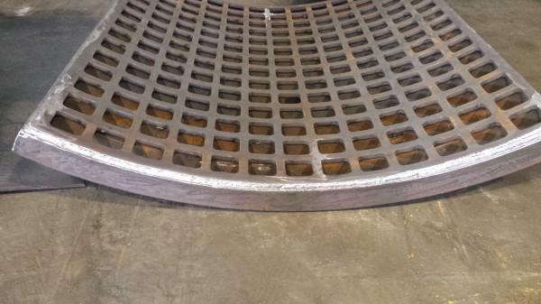 Griglie per macinazione alluminio | Dettaglio 6