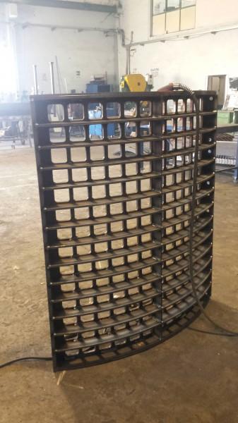 Griglie per macinazione alluminio | Dettaglio 2