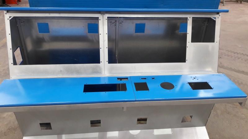 Mockup sistema monitoraggio navi | Dettaglio 2