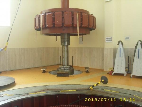 Controlli carroponte per turbina | Dettaglio 4