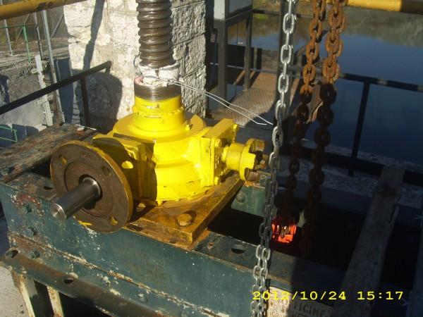 Revisione impianto per sollevamento  Serranda | Dettaglio 3