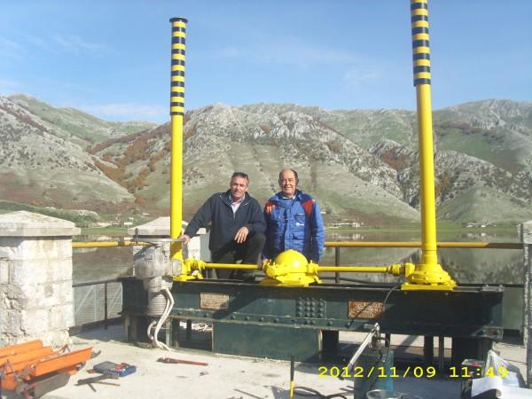 Revisione impianto per sollevamento  Serranda | Dettaglio 5
