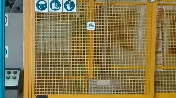 Installazione protezioni con paranco elettrico | Dettaglio 4