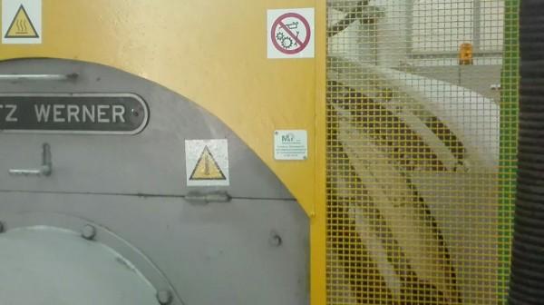 Installazione protezioni con paranco elettrico | Dettaglio 6