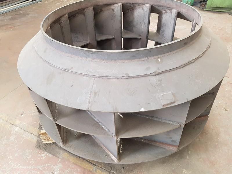Ripristino girante ventilatore /Ripristino girante ventilatore  | Dettaglio 4