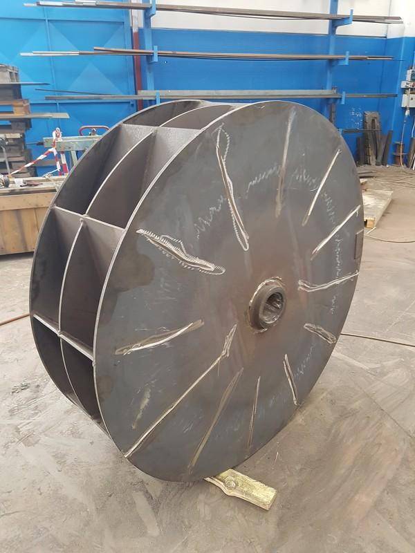 Ripristino girante ventilatore /Ripristino girante ventilatore  | Dettaglio 9