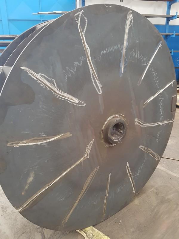 Ripristino girante ventilatore /Ripristino girante ventilatore  | Dettaglio 5