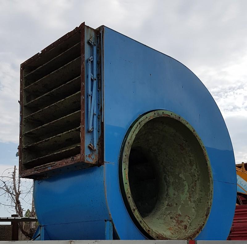 Ripristino ventilatore | Dettaglio 1