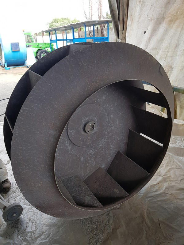 Ripristino ventilatore | Dettaglio 7