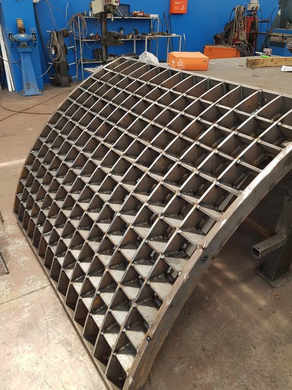 Griglie per macinazione alluminio | Dettaglio 3