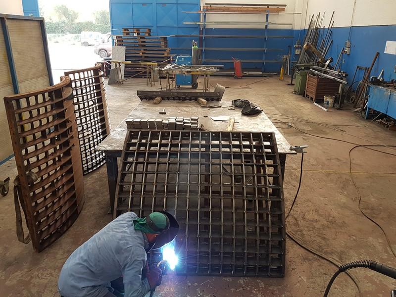 Griglie per macinazione alluminio | Dettaglio 7
