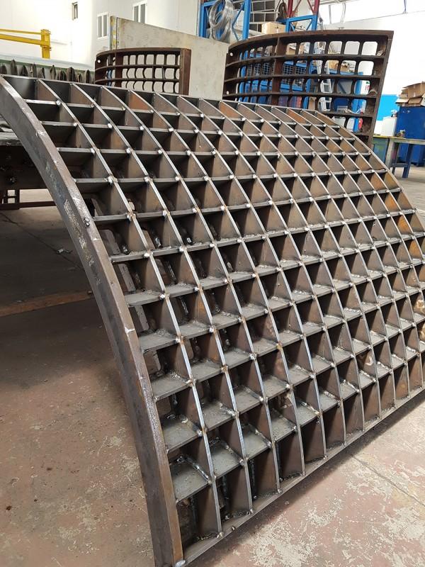 Griglie per macinazione alluminio | Dettaglio 5