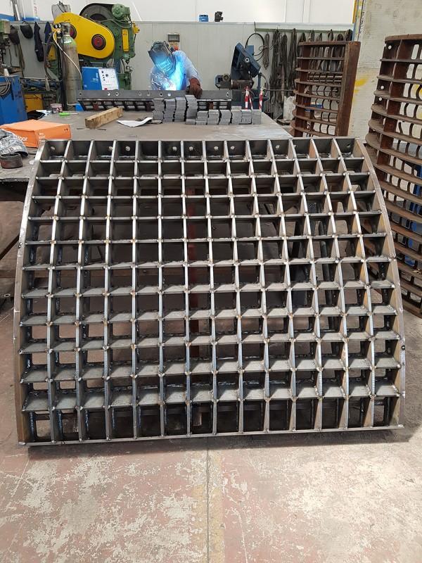 Griglie per macinazione alluminio | Dettaglio 4