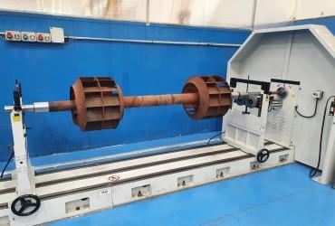 meccanica industriale caserta Tornitura Equilibratura statica Equilibratura Dinamica Fresatura Lavorazione inox Lavorazione di tornio e fresa Manutenzione Meccanica Equilibratura Girante Carpenteria Metallica  Piping saldature certificazioni iso