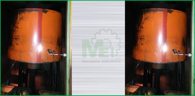 Lavorazione di tornio e fresa Equilibratura Girante Piping saldature certificazioni iso meccanica industriale caserta Equilibratura Dinamica Manutenzione Meccanica Carpenteria Metallica