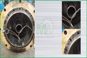 meccanica industriale caserta Lavorazione di tornio e fresa Manutenzione Meccanica saldature certificazioni iso Equilibratura Girante Equilibratura Dinamica Carpenteria Metallica  Lavorazione inox Tornitura Fresatura Piping Equilibratura statica