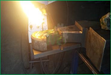 Lavorazione di tornio e fresa Piping meccanica industriale caserta Manutenzione Meccanica Equilibratura Dinamica Equilibratura Girante saldature certificazioni iso Carpenteria Metallica