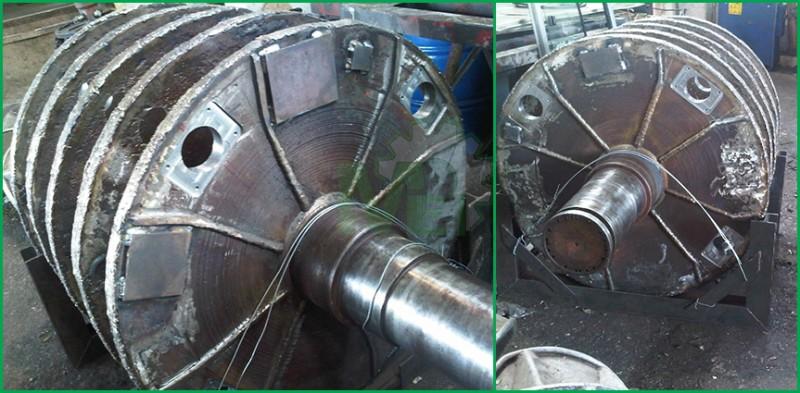 Carpenteria Metallica  meccanica industriale caserta saldature certificazioni iso Equilibratura Girante Manutenzione Meccanica Lavorazione di tornio e fresa Equilibratura Dinamica Piping
