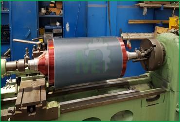 Manutenzione Meccanica Equilibratura Girante Lavorazione di tornio e fresa saldature certificazioni iso Piping Equilibratura Dinamica meccanica industriale caserta Carpenteria Metallica